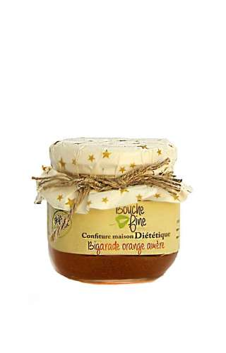 Confiture bigarade orange...