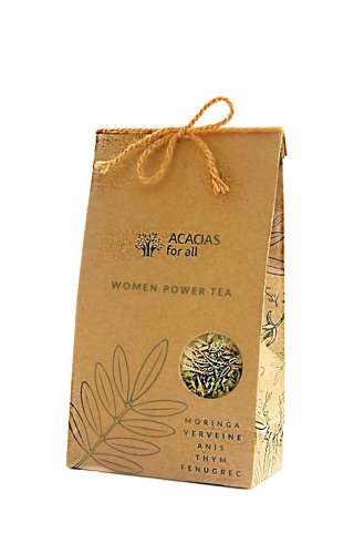 Tisane Women Power Moringa