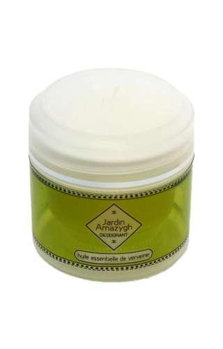 Déodorant crème verveine