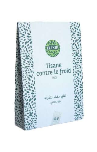 Tisane contre le froid