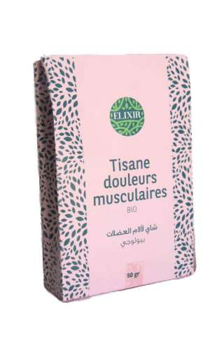 Tisane douleurs musculaires