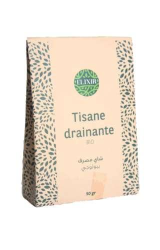 Tisane drainante