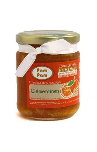 Confiture de Clementines