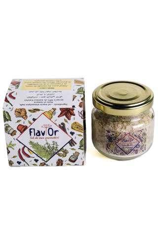 Sel de mer aromatisé herbes...