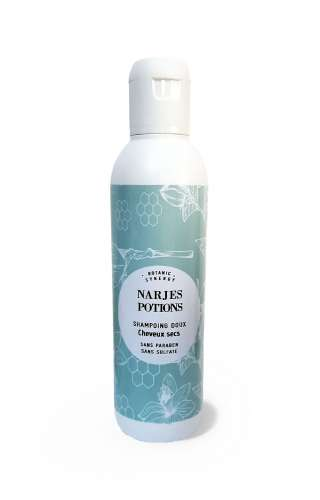 Shampoing cheveux secs