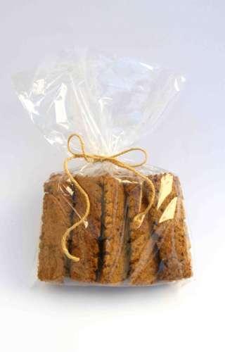 Crackers au son de blé -...