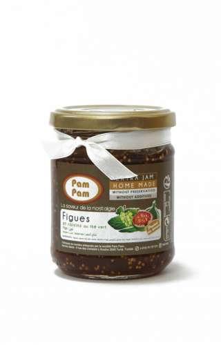 Confiture figues raisins