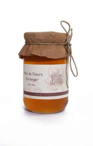 Miel de fleurs d'orangers