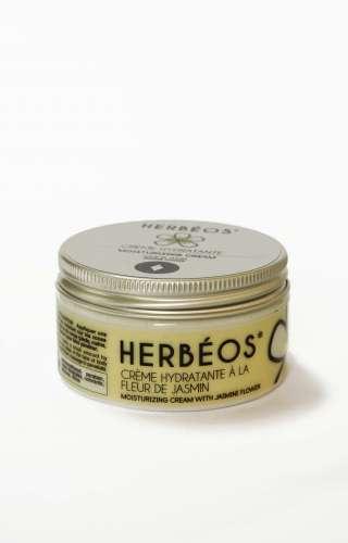 Crème hydratante Herbéos à la fleur de jasmin