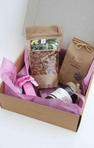Box saveurs & roses