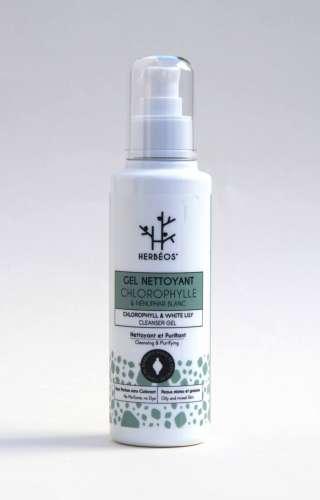 Gel nettoyant chlorophylle...