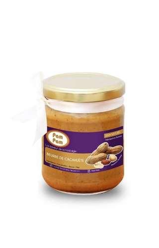 Beurre de cacahuètes sans...