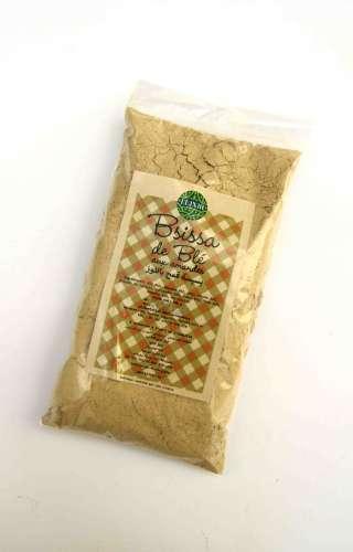 Bsissa de blé aux amandes