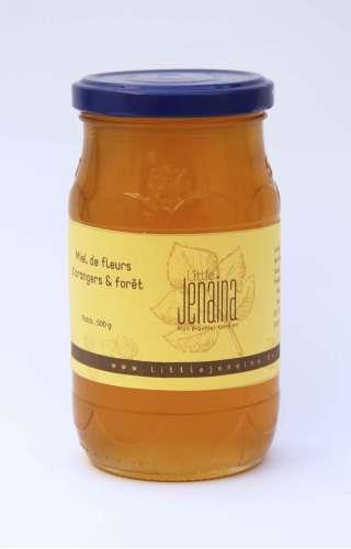 Miel de fleurs d'orangers &...