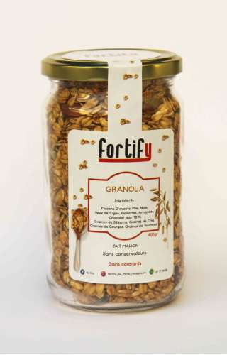 Granola Fortify