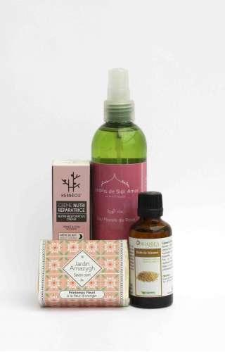 Pack skin care