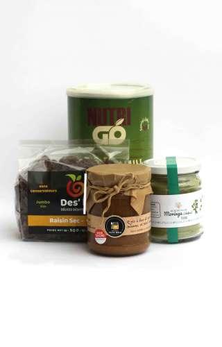 Pack healthy snack