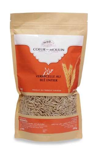 Packet de Hlelem au blé entier de la marque coeur du moulin