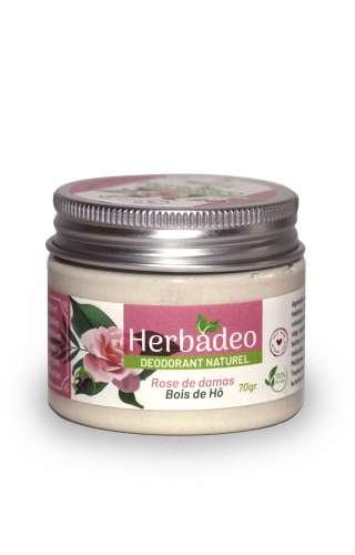 Herbadeo crème déodorante...