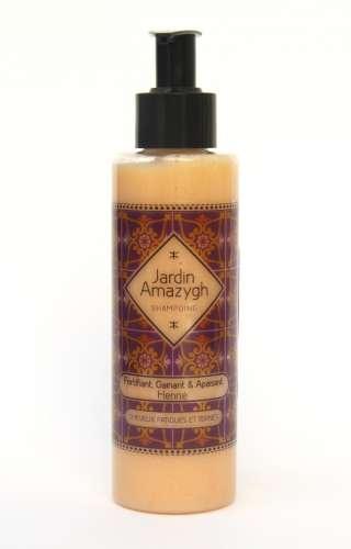 Shampoing au henné