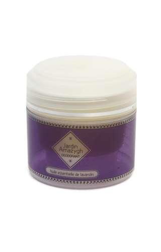Déodorant crème lavandin